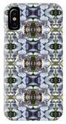 Wisteria  Flower Pattern IPhone Case