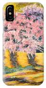 Wisterias Santa Fe New Mexico IPhone Case