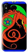 Witches Dragon IPhone Case