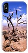 Withered Tree Paria Canyon IPhone Case