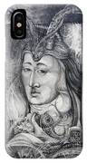 Wizard Of Bogomil's Island - The Fomorii Conjurer IPhone Case