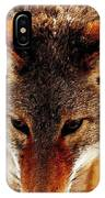 Wolf In The Wild IPhone Case