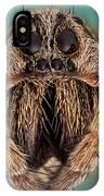 Wolf Spider 5x IPhone Case