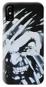 Wolverine3 IPhone Case