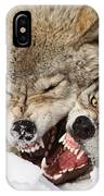 Wolves Rules IPhone Case