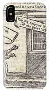 Women Arguing, 18th Century Artwork IPhone Case