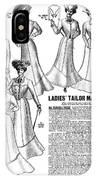 Women's Wear, 1902 IPhone Case