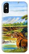 Wonder Of The Great Migration IPhone Case