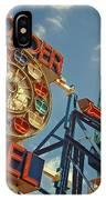 Wonder Wheel - Coney Island IPhone Case