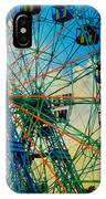 Wonder Wheel IPhone Case