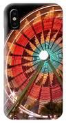 Wonder Wheel - Slow Shutter IPhone Case