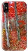 Wonders Of Autumn  IPhone Case