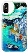 Woobies Character Baby Art Colorful Whimsical Design By Romi Neilson IPhone Case