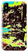 Wood Nymph In Glaring Daylight IPhone Case