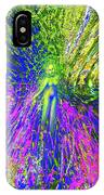 Wood Nymph With Her Magic Of Colours IPhone Case