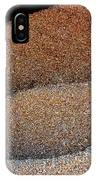 Wood Shavings IPhone Case