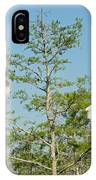 Wood Storks In The Everglades IPhone Case
