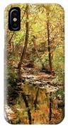 Woodland Brook  IPhone Case