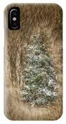 Woodland Christmas IPhone Case