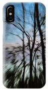 Woodland Flight IPhone Case