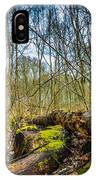 Woodland Fungi IPhone Case