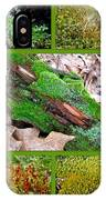Woodland Mosses IPhone Case