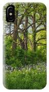 Woodland Phlox 2 IPhone Case