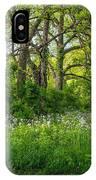 Woodland Phlox   IPhone Case