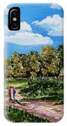 Woodland Stroll IPhone Case