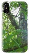 Woodpecker Tree Art IPhone Case