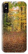 Woods 2 IPhone Case