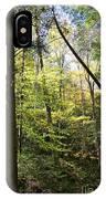 Woods IPhone Case