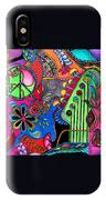 Woodstock IPhone Case