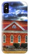 Woodville Baptist Church 2 IPhone Case