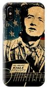 Woody Guthrie 1 IPhone Case