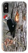 Woody Woodpecker IPhone Case