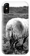 Wooly Goat IPhone Case
