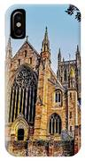 Worcester Cathedral IPhone Case