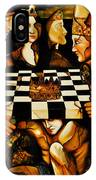 World Chess   IPhone Case