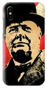 World Leaders 3 IPhone Case