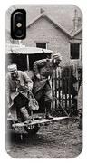 World War I: Ambulance IPhone Case
