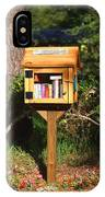 World's Smallest Library IPhone Case