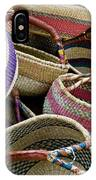 Woven Baskets IPhone Case