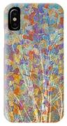 Woven Branches Long IPhone Case