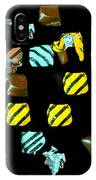 Wrapped Chocolates IPhone Case