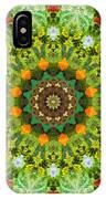 Wreath Kaleidoscope IPhone Case
