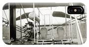 Wright Biplane Engine And Seats IPhone Case
