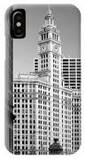 Wrigley Building - A Chicago Original IPhone Case