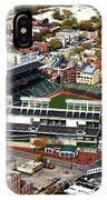 Wrigley Field Chicago Sports 01 IPhone Case