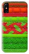Wristbands IPhone Case